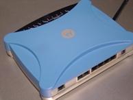 Motorola VDSL Gateway Ports