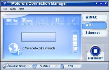 motorola-connection-manager