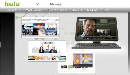 Hulu online video