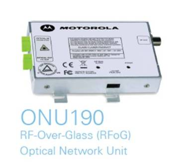 Motorola ONU190 RFOG