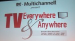 TV Everywhere breakfast logo