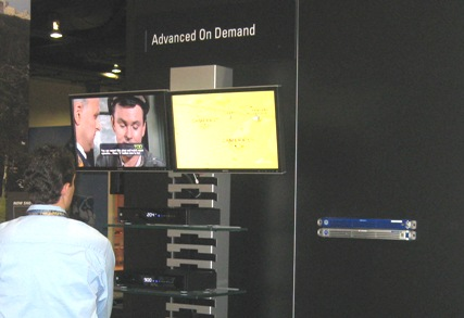 Advanced on-demand Motorola VOD