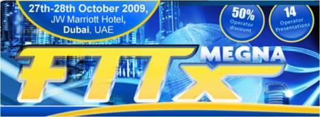 FTTX Megna logo