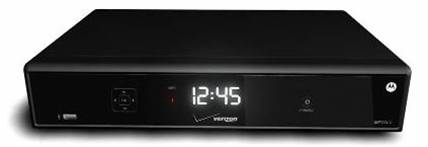 Motorola QIP7232 Verizon Fios 500 GB DVR