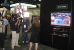 Cable Show 2010 TV broadcast Motorola booth