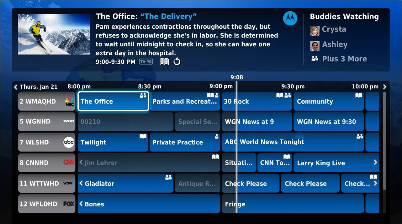 DIRECTV Guide & TV Channel List | DIRECTV
