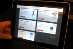 Home Center Motorola network management iPad 1