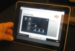 Home Center Motorola network management iPad 3