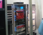 SCTE 2010 Motorola multi-screen headend solution window